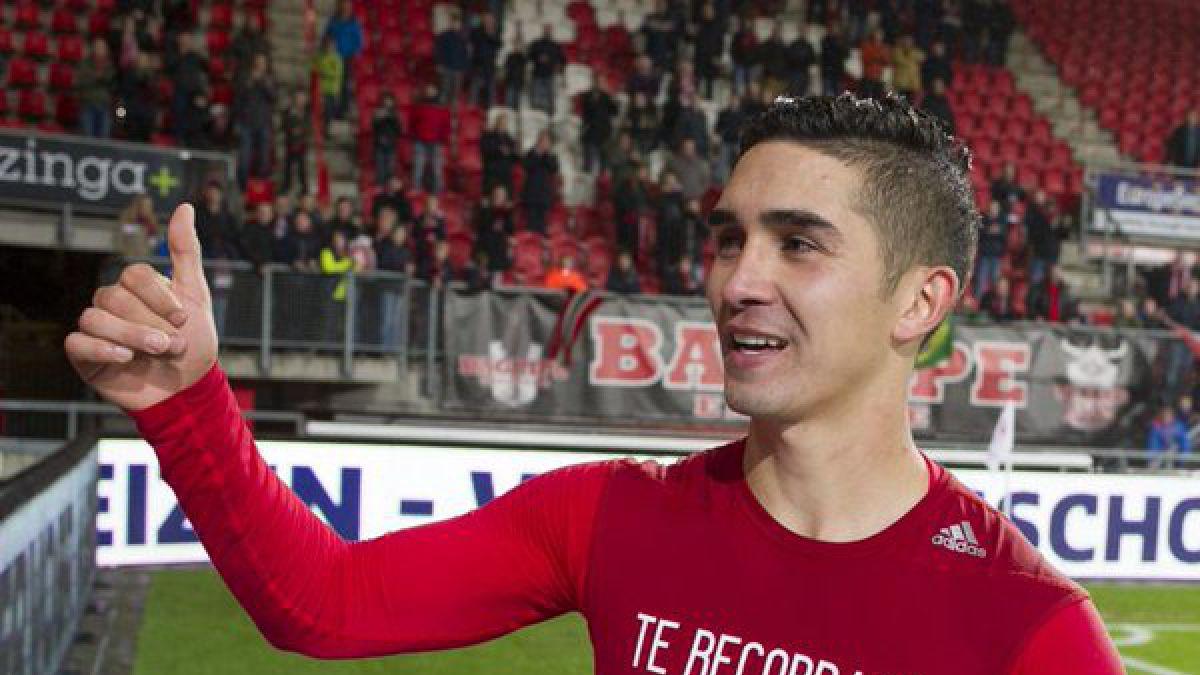 Permanencia del Twente en primera división holandesa truncaría traspaso de Felipe Gutiérrez