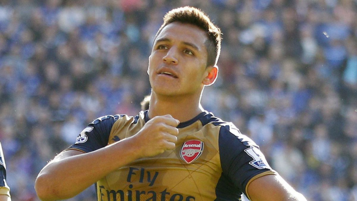 Alexis y su partida de Barcelona: Fue un cambio positivo. Me encanta Arsenal