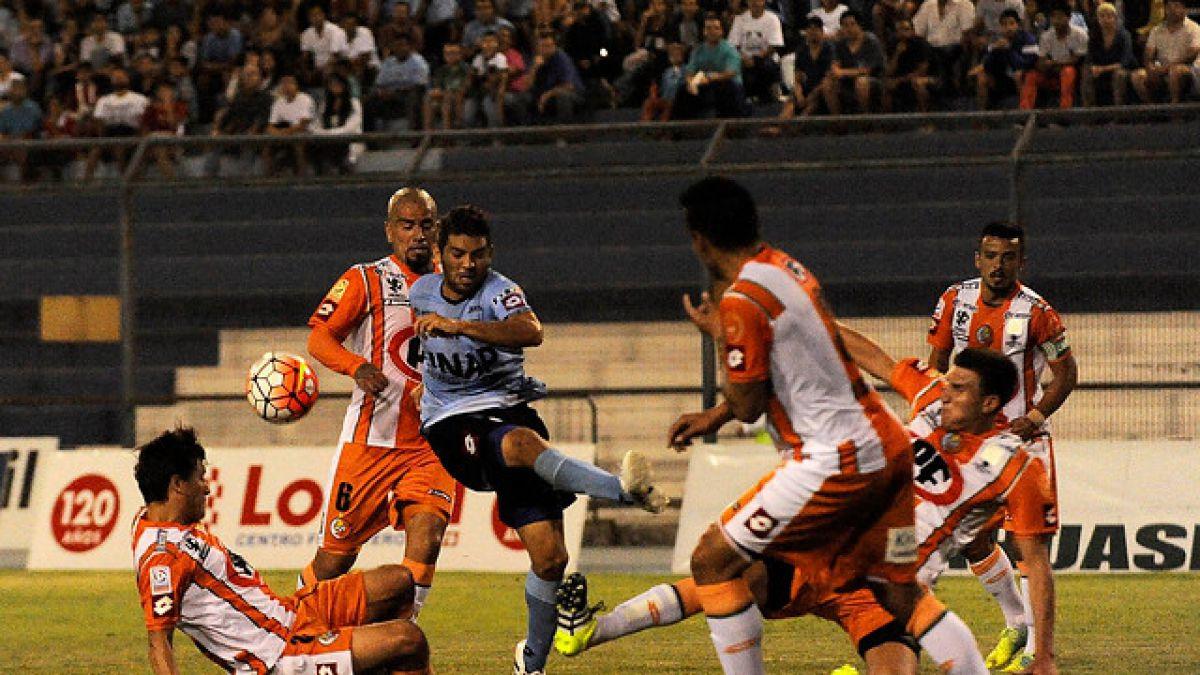 Iquique sigue sin ganar en el Clausura: Empata en casa con Cobresal