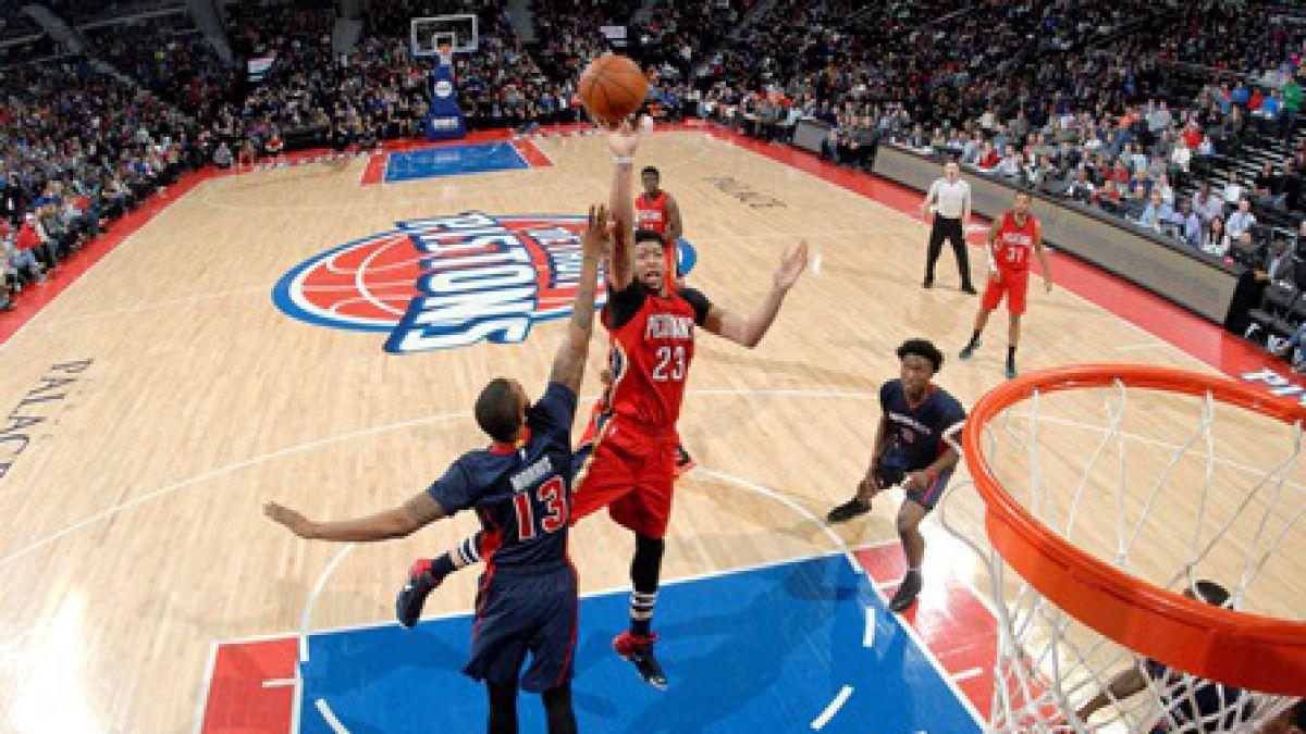 Anthony Davis brilló en una nueva jornada de la NBA