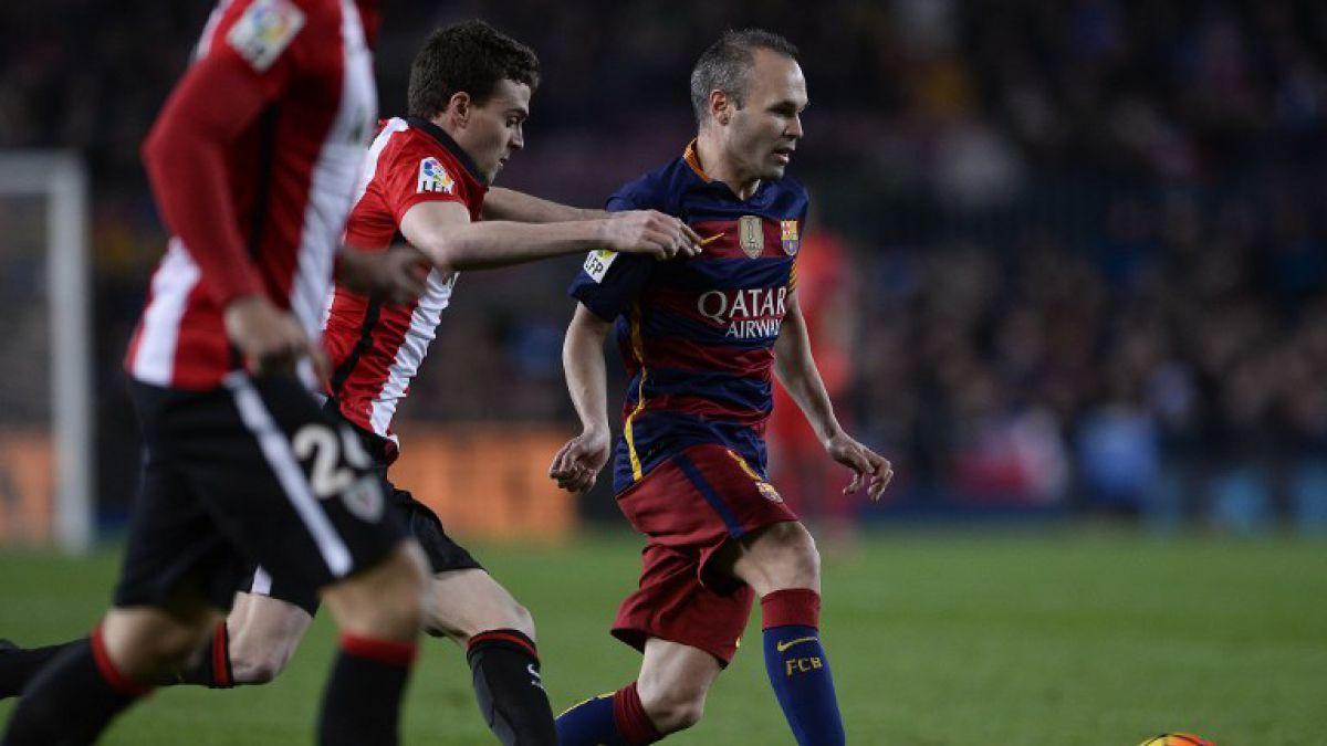 Champions: Iniesta adelanta partido con Arsenal y alaba juego de Alexis Sánchez