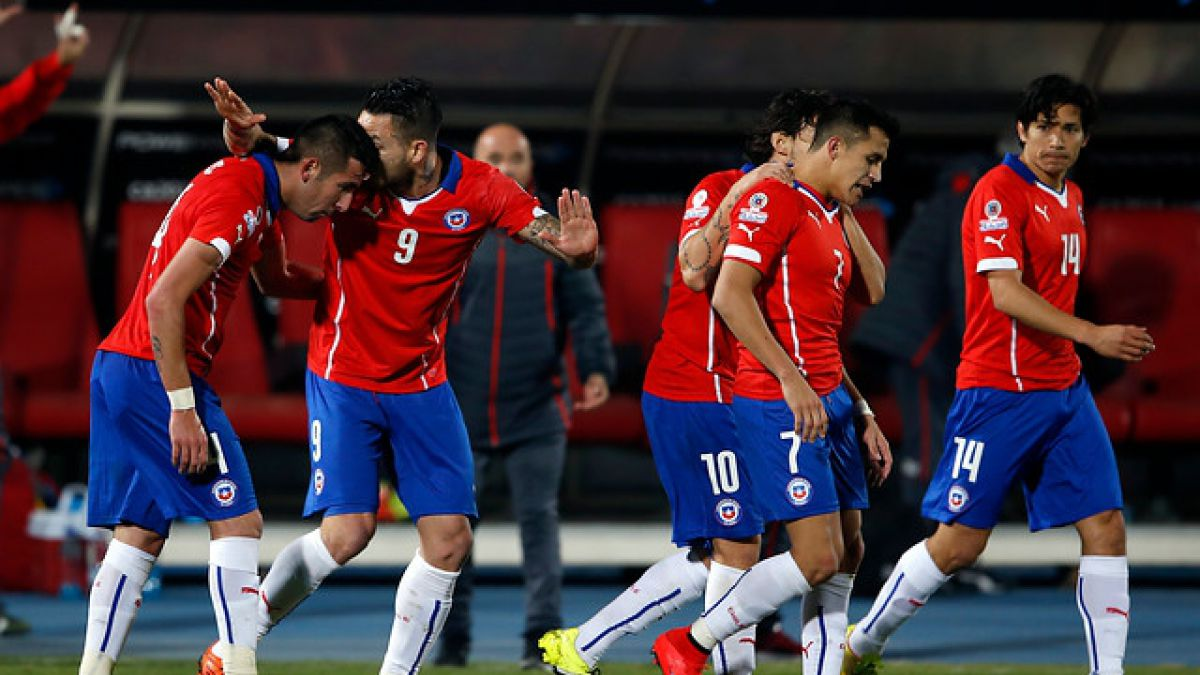 ¿Cuáles serían los rivales de Chile si avanza a cuartos de la Copa América Centenario?