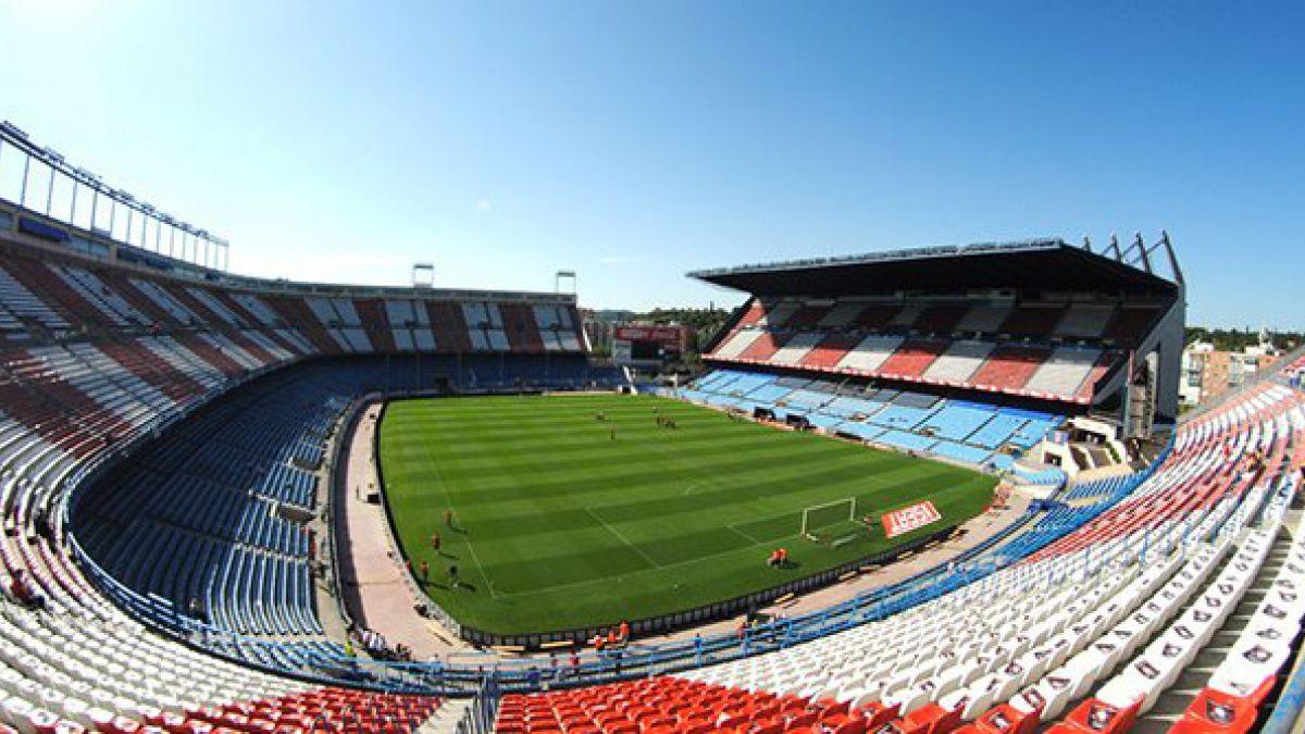 Estadio Vicente Calderón acogerá la final de la Copa del Rey entre Barcelona y Sevilla