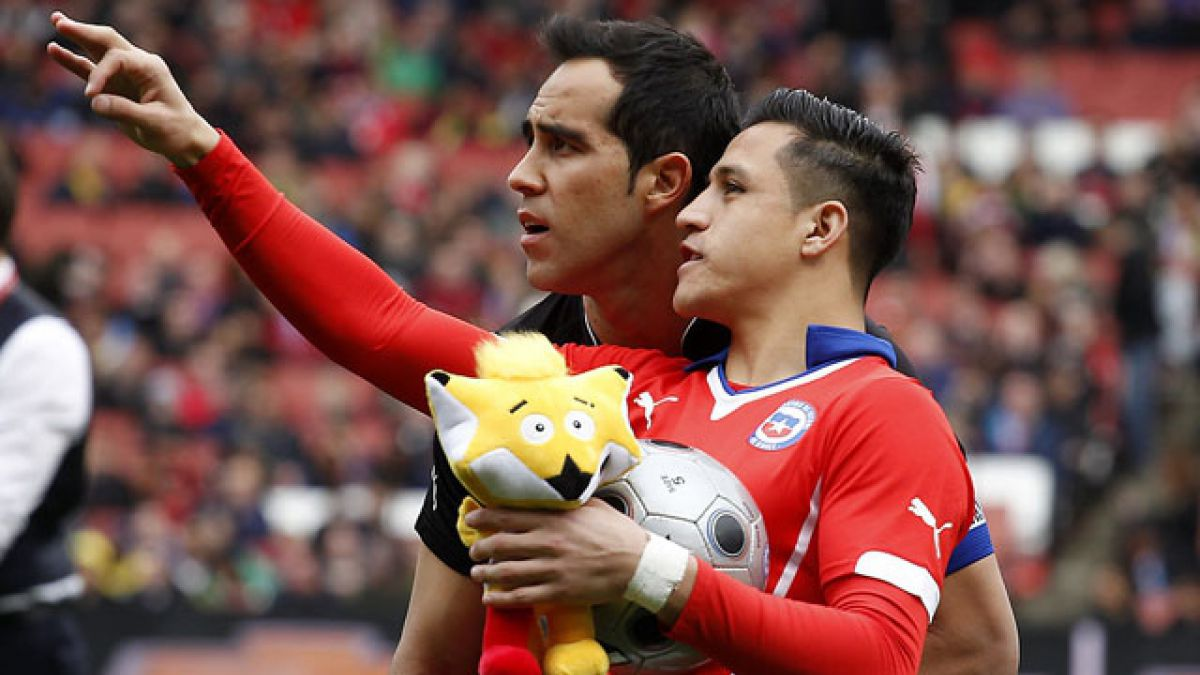 De Cobreloa - Colo Colo a Arsenal - Barcelona: cuando Alexis y Bravo fueron rivales