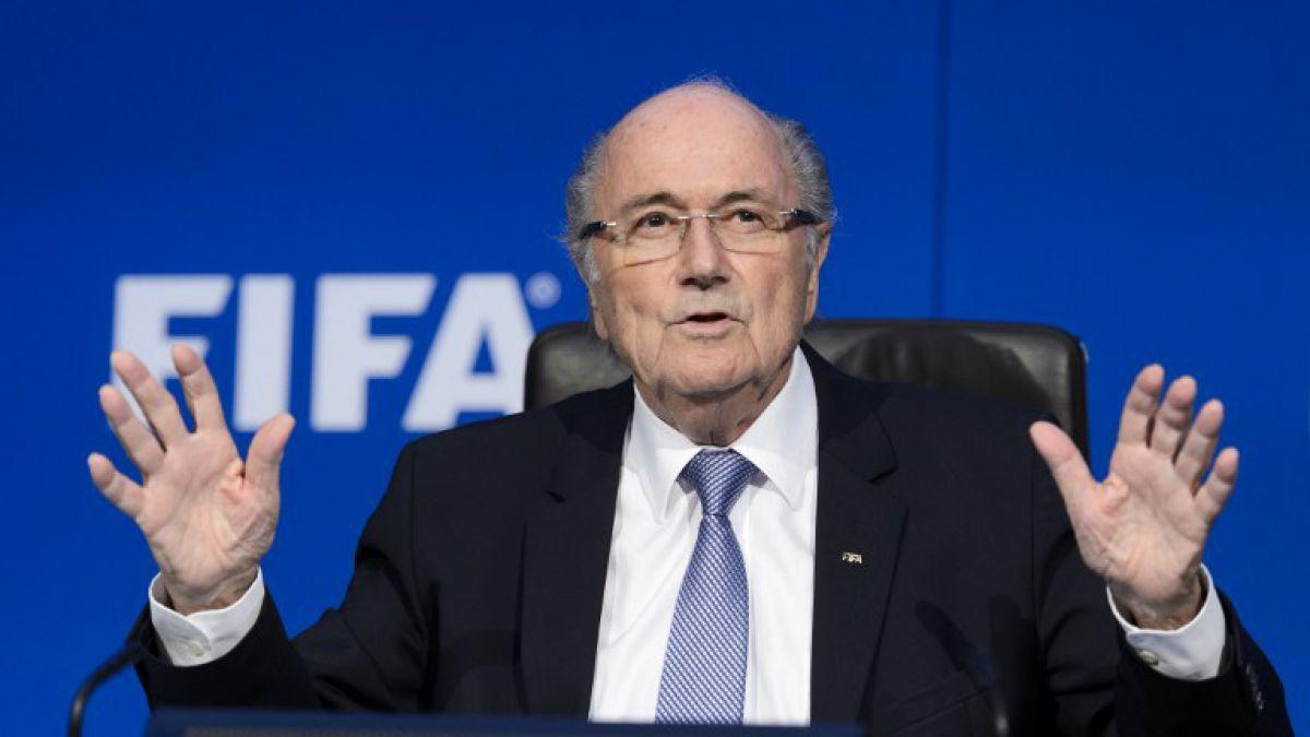 Putin invita a ex presidente de la FIFA al Mundial de Rusia 2018