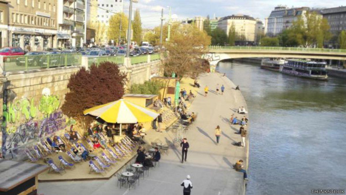 Por qu viena es la ciudad con mejor calidad de vida del - Ciudades con mejor calidad de vida en espana ...