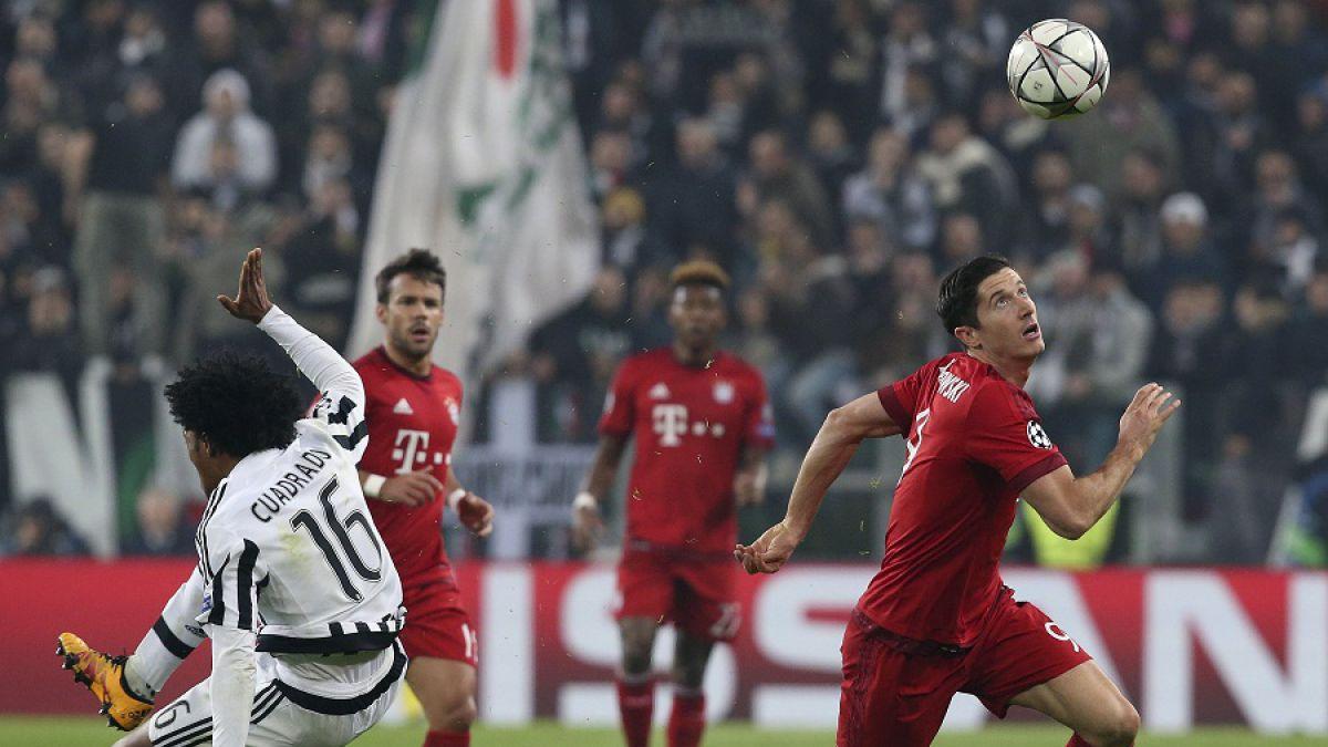 [Minuto a Minuto] Bayern con Vidal está igualando ante la Juventus por Champions