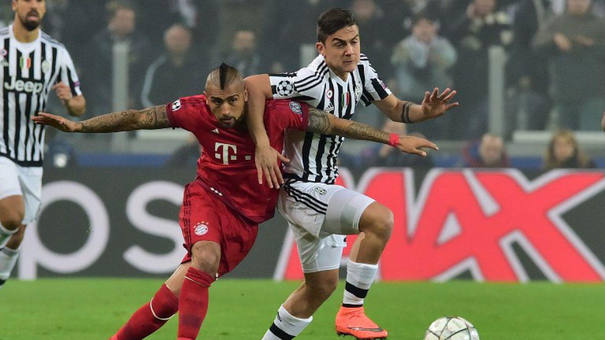 Diario alemán vuelve a apuntar indisciplina de Vidal