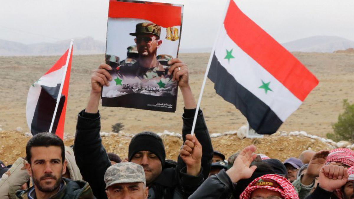 Se reanudan las negociaciones de paz para Siria en Ginebra   Tele 13