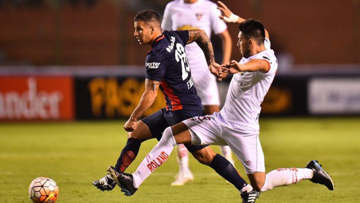 Liga de Quito derrota a San Lorenzo en debut del Grupo 6 de Libertadores