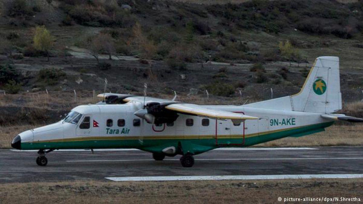 Nepal: hallan restos de avioneta desaparecida