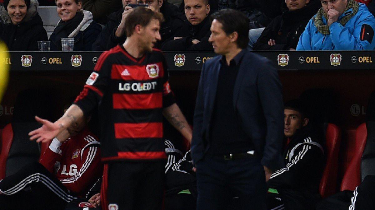 DT de Charles Aránguiz en Alemania es sancionado por discutir con un árbitro