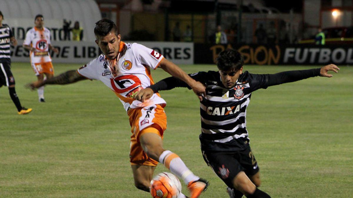 Copa Libertadores: Cobresal visita a Cerro Porteño con la obligación de sumar puntos