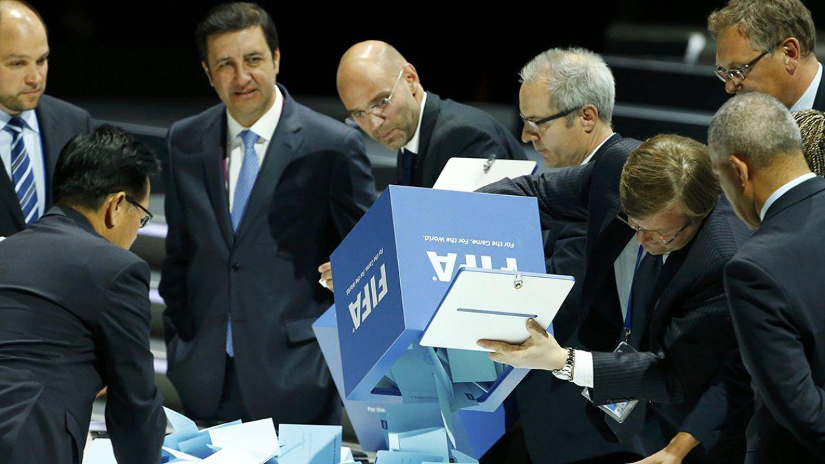 ¿Por qué candidato votará Chile en las próximas elecciones de la FIFA?