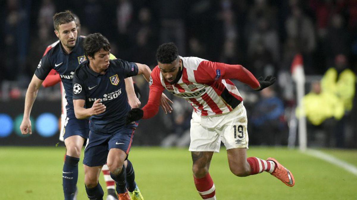 Atlético de Madrid consigue valioso empate en Holanda por octavos de Champions