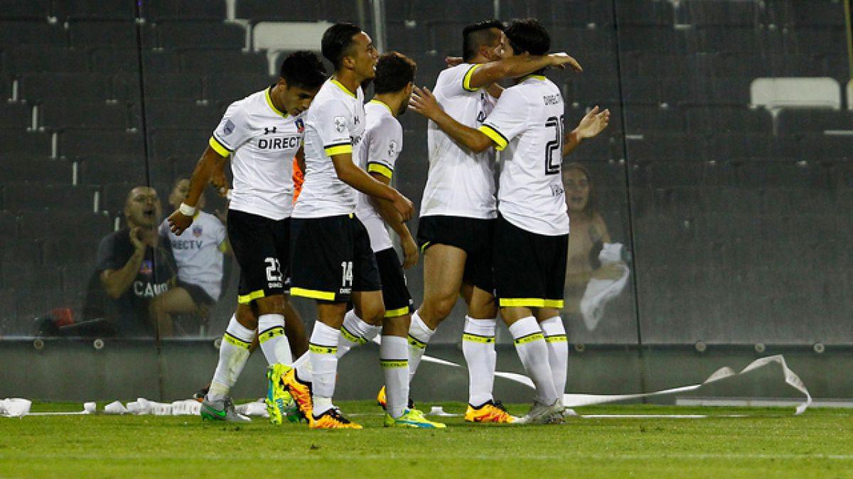 [MINUTO A MINUTO] Colo Colo está venciendo a Melgar por Copa Libertadores