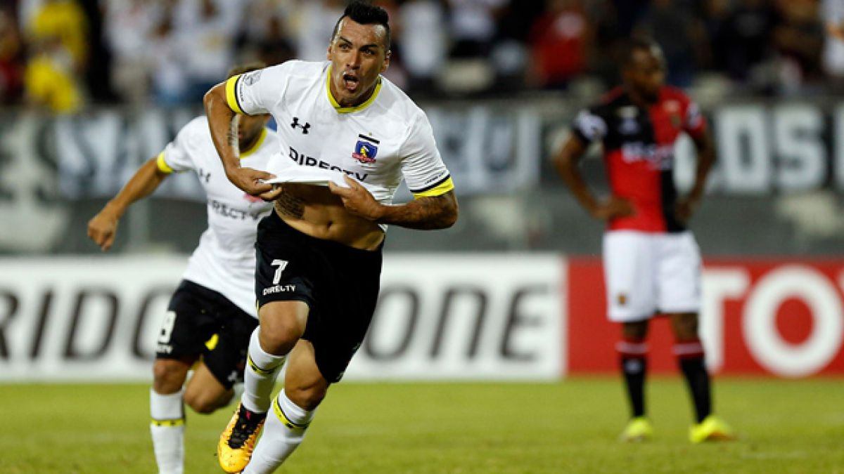 Colo Colo obtiene importante triunfo sobre Melgar por Copa Libertadores