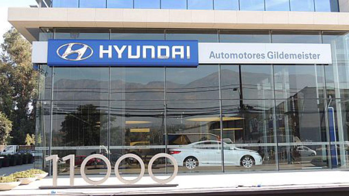 Automotores Gildemeister finaliza proceso de reestructuración