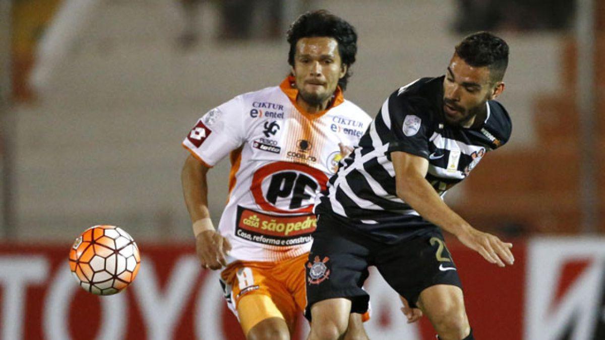 [MINUTO A MINUTO] Cobresal visita a Cerro Porteño por Copa Libertadores