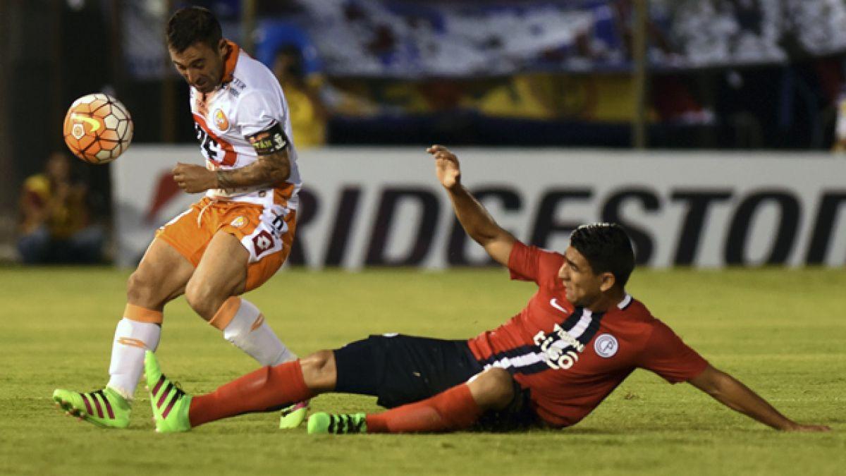 [MINUTO A MINUTO] Cobresal y Cerro Porteño están igualando por Copa Libertadores