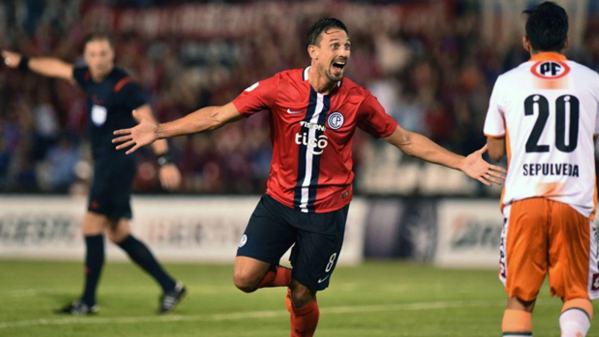 Cerro Porteño hunde a Cobresal en el fondo del Grupo 8 de la Libertadores