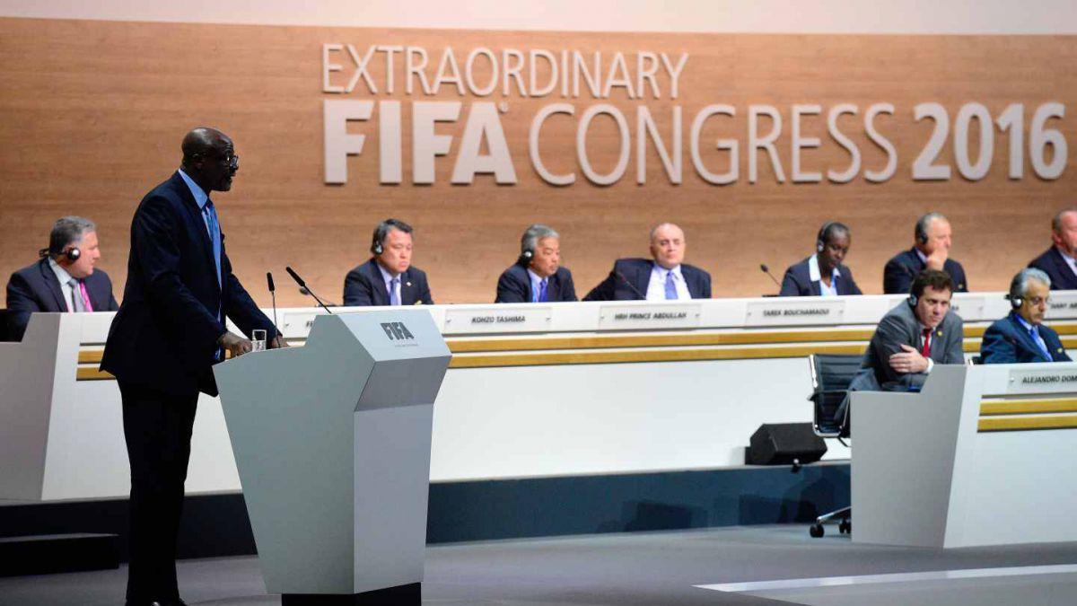 Elecciones FIFA: La lucha se limitó a Infantino y Salman