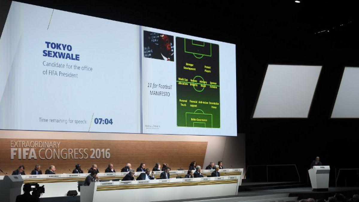 Las preguntas básicas que algunos delegados en el congreso de la FIFA respondieron mal