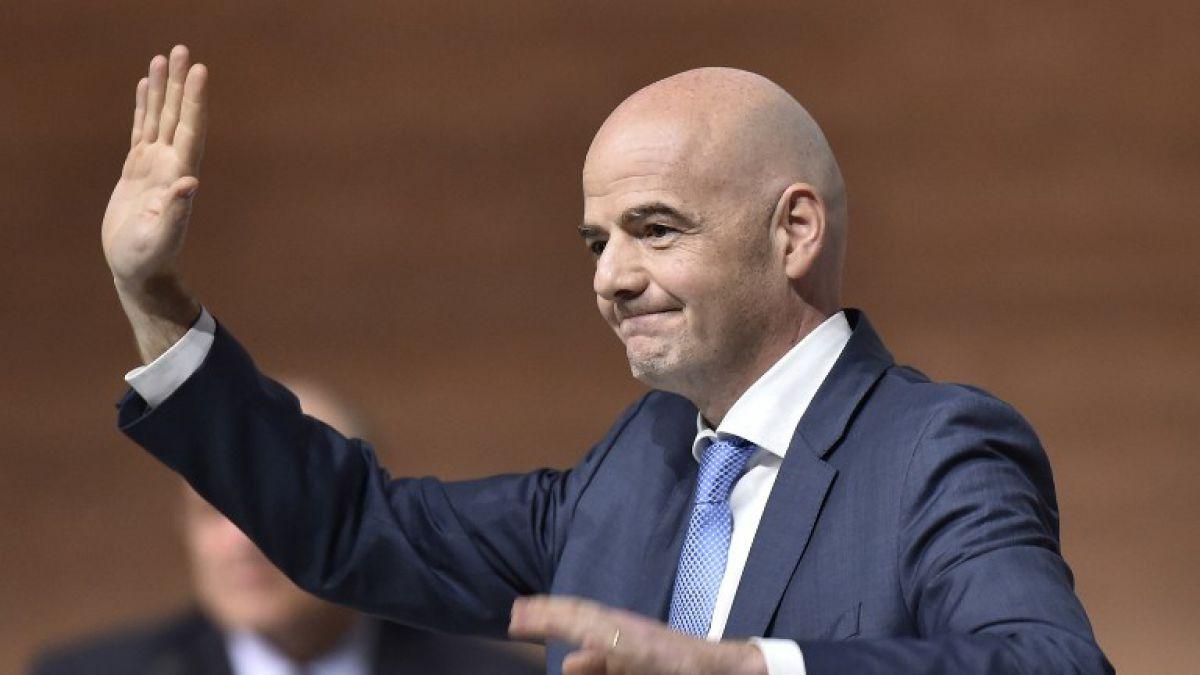 Infantino tras ser elegido nuevo presidente de la FIFA: Vamos a recuperar el respeto