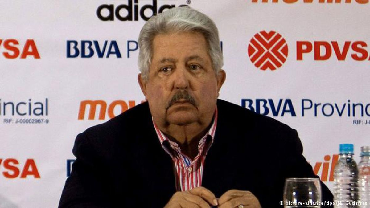 Caso FIFA: venezolano Esquivel liberado bajo fianza de 7 millones de dólares en EE.UU.