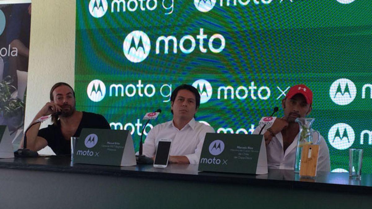 """Ríos: """"Nunca tuve la oportunidad de subir al Grupo Mundial. Esa es una de mis metas con este equipo"""""""