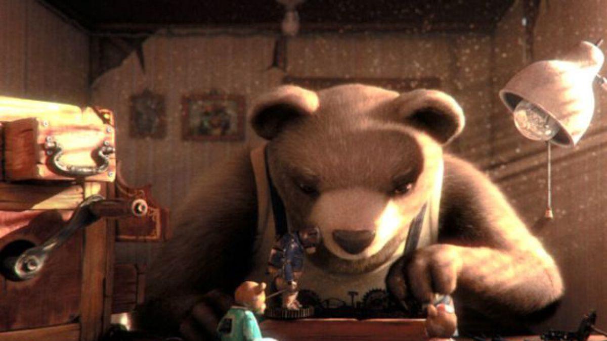 Historia de un oso: La historia detrás del corto ganador de Oscar ...