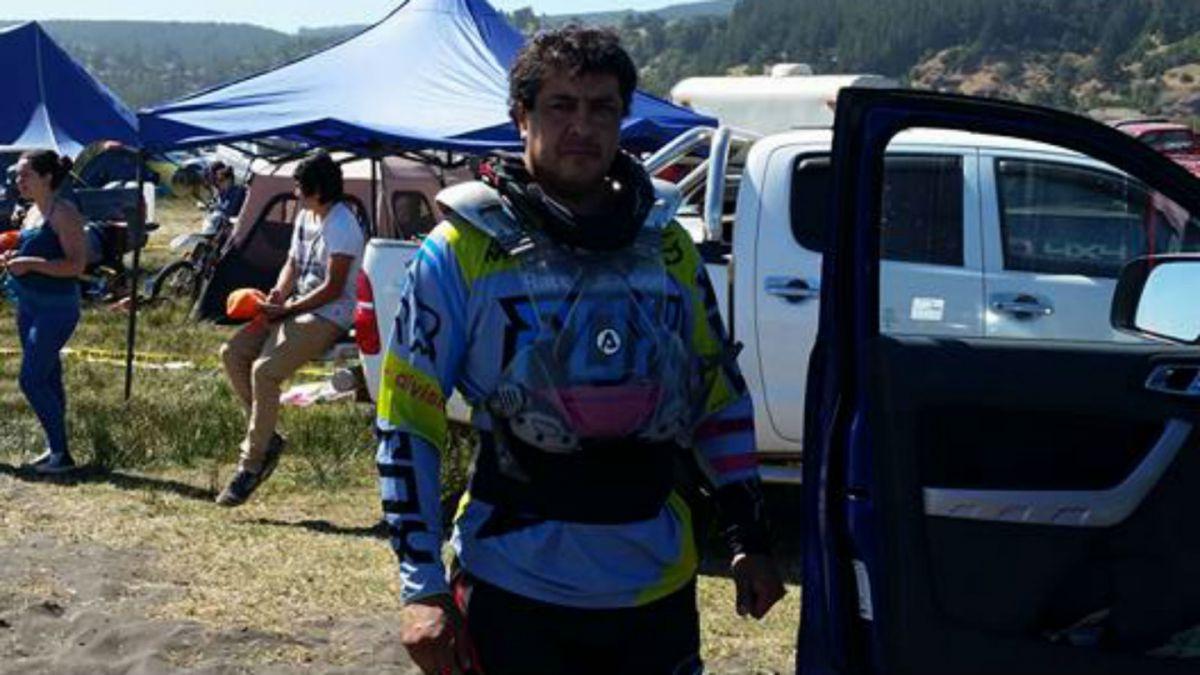 Piloto chileno muere en Grand Prix Dunas de Putú