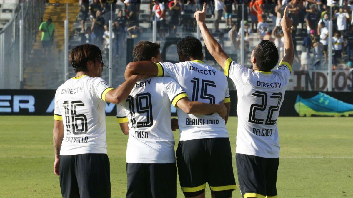 Líderes: Colo Colo vence a San Luis y alcanza la cima del Torneo de Clausura
