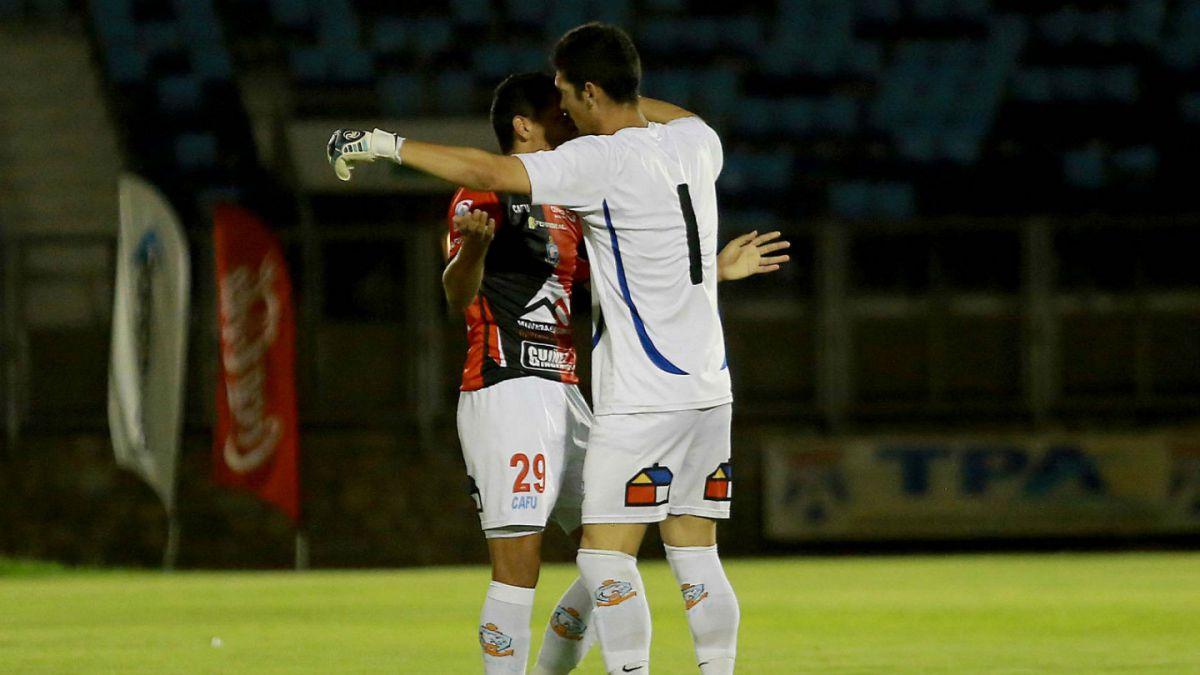 Antofagasta derrota a San Marcos y escapa de la zona del descenso