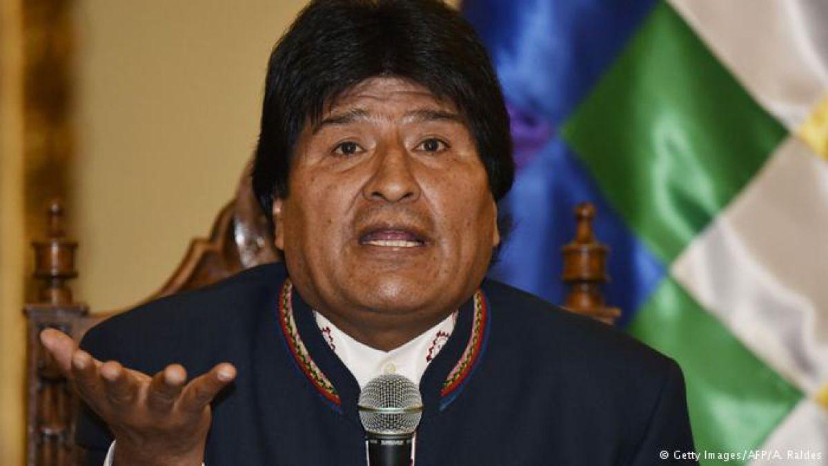Evo Morales muere tras la operación en Cuba