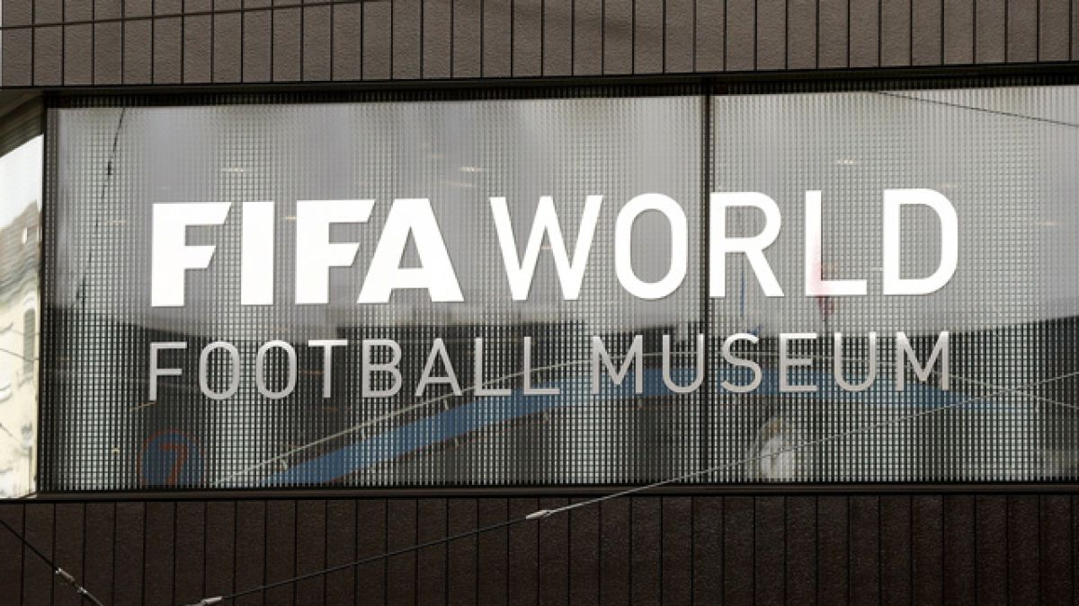 "Infantino inaugura el museo de la FIFA, ""una bonita idea de Blatter"""