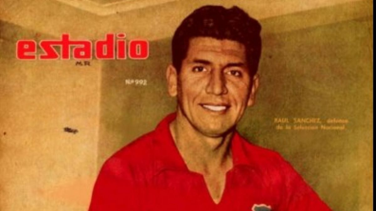 Fallece Raúl Sánchez: Mundialista en 1962 y referente de Elías Figueroa