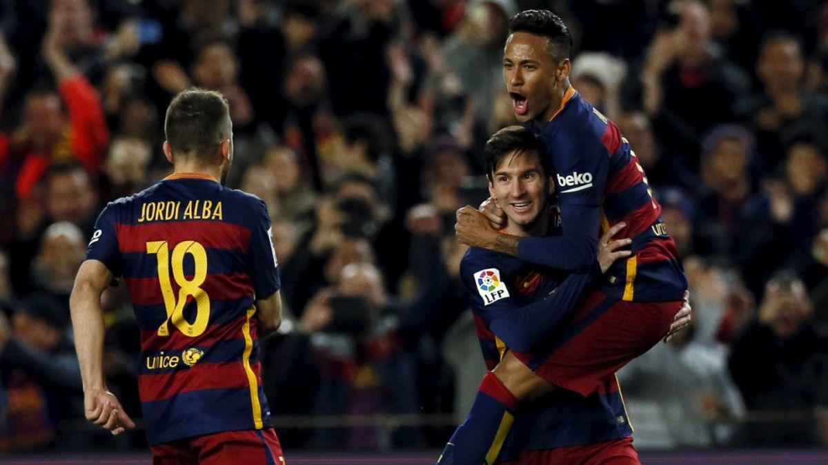 Barcelona vence a Sevilla y cumple 34 partidos sin conocer la derrota
