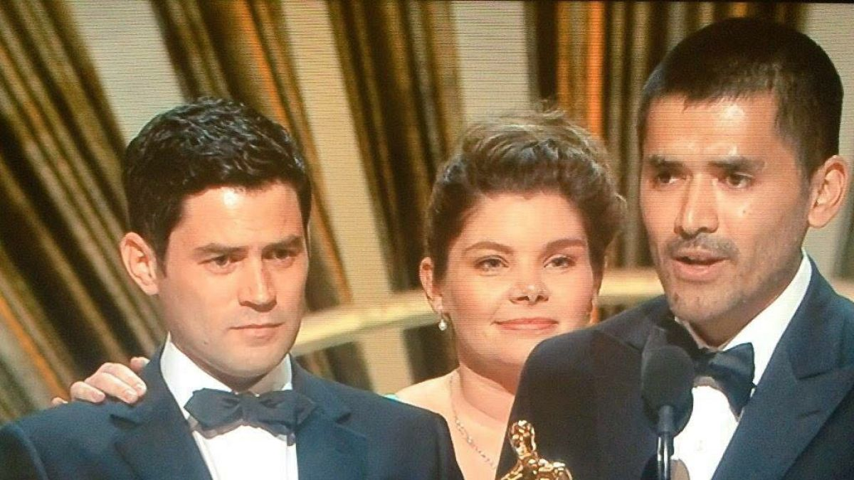 Chile gana su primer Premio Oscar con el cortometraje animado Historia de un oso