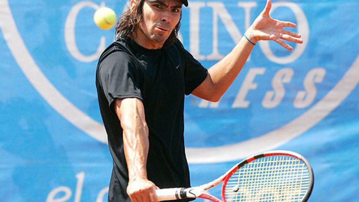 Julio Peralta se coloca como número 1 de Chile en dobles tras triunfo en Sao Paulo