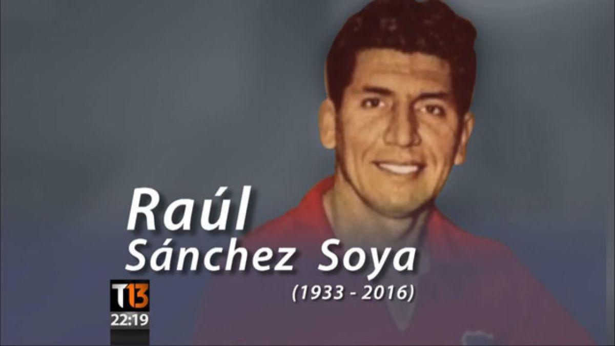 """Raúl Sánchez: el adiós del """"Maestro"""" de 1962"""