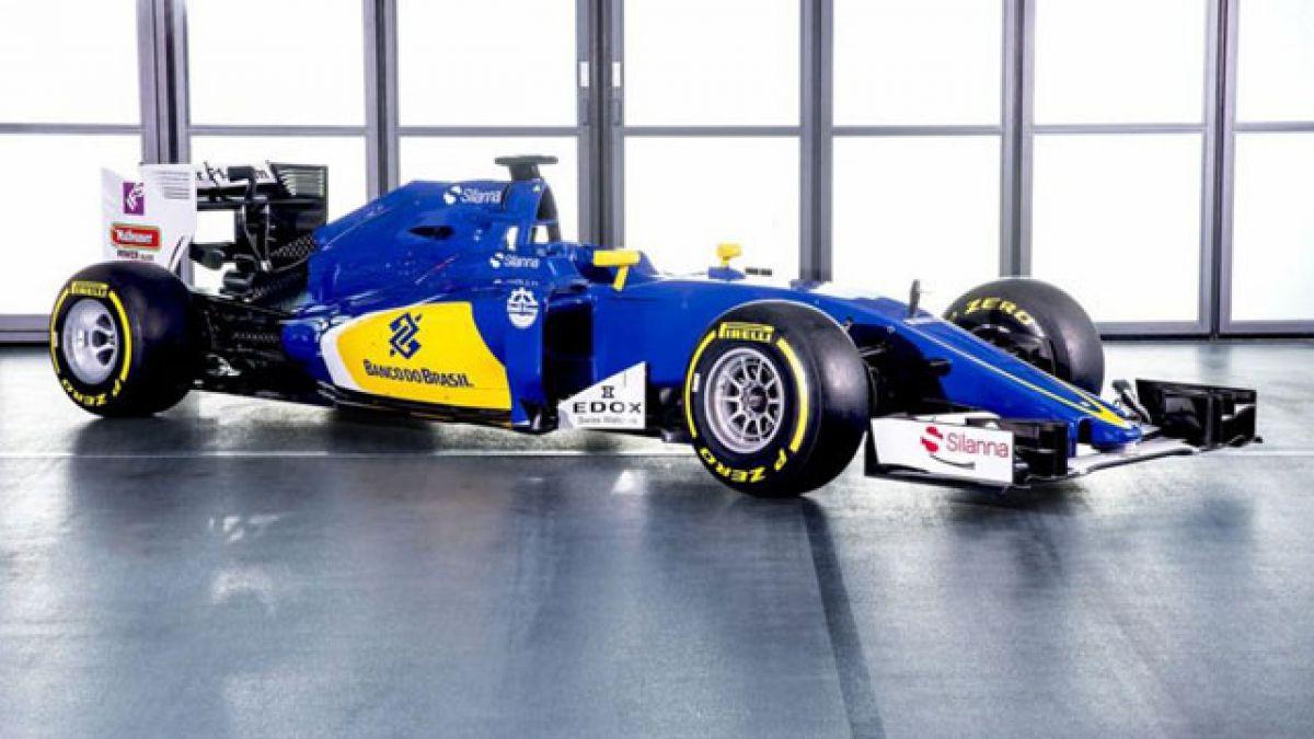 C35, el nuevo coche de Sauber para la temporada de Fórmula 1 2016