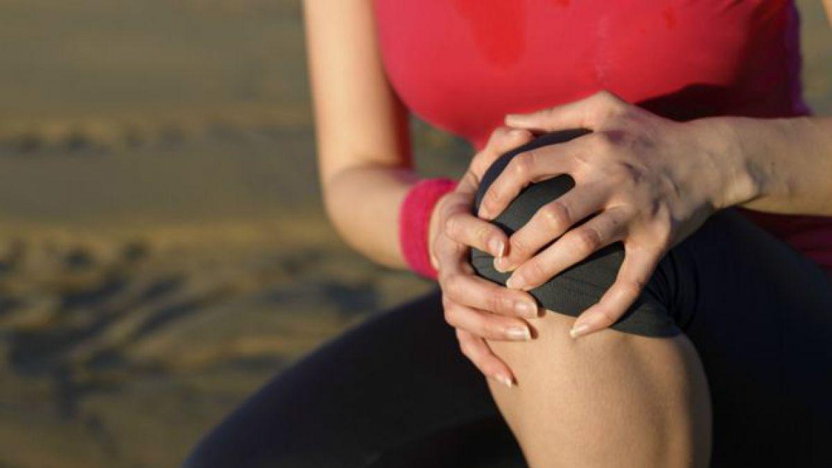 Las lesiones de rodillas son una de las más comunes en los deportes.