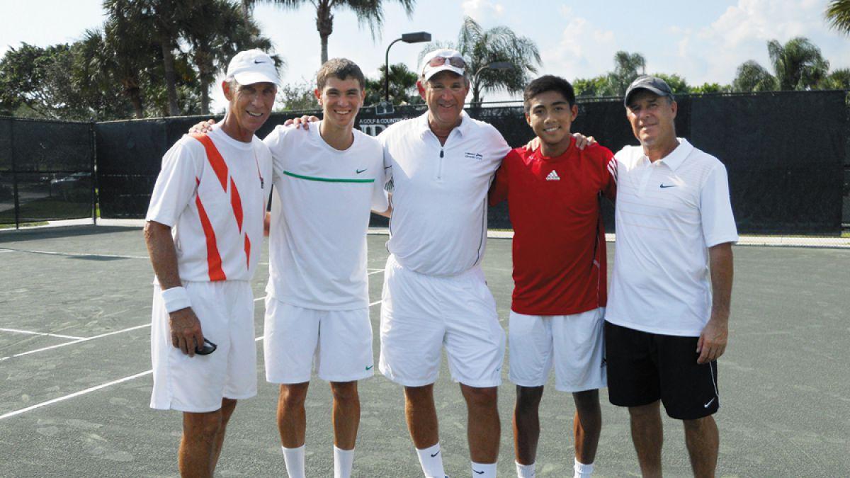 El drama del ex tenista Ricardo Acuña: lucha contra el Alzheimer