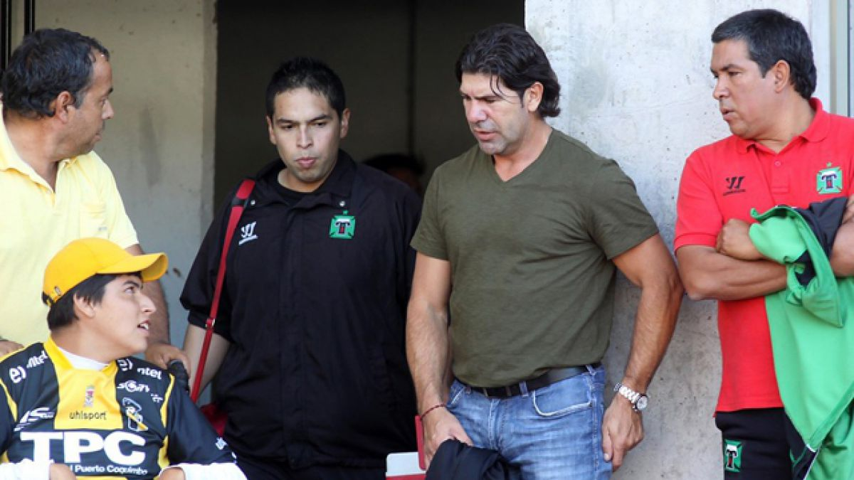 Marcelo Salas es víctima de millonario robo al interior de su hogar