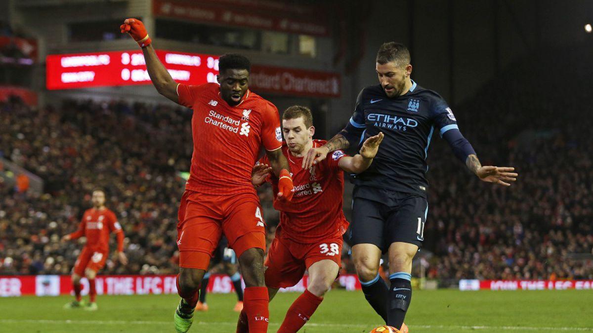 Pellegrini sufre con el City tras dura derrota ante el Liverpool en la Premier