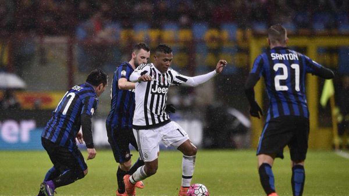 """Inter con Medel no logra el """"milagro"""" y cae en semis de Copa Italia"""