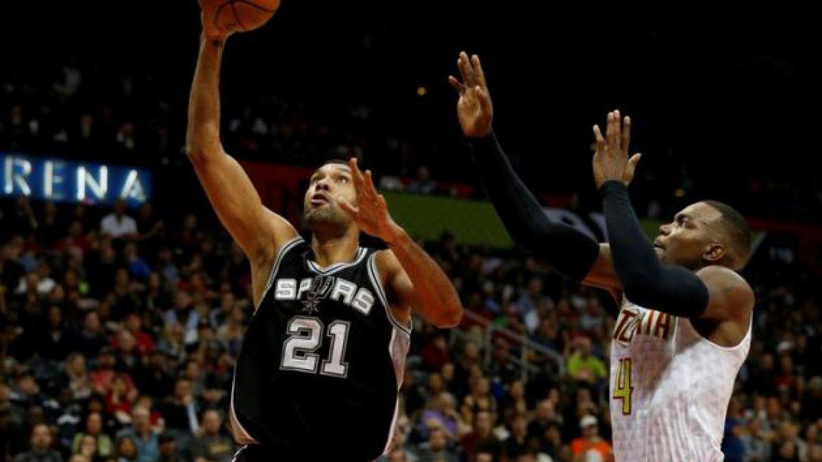 Los Spurs aseguran su boleto a la postemporada