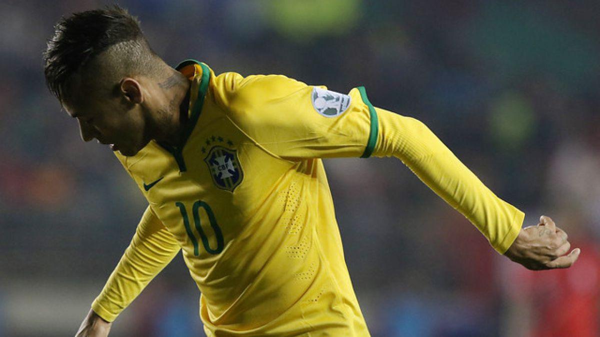 Brasil da a conocer su nómina para próximos partidos por Clasificatorias