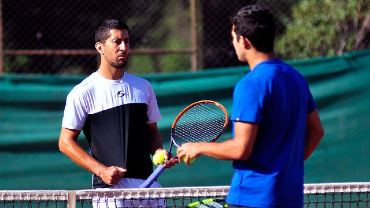 Los duelos de la serie entre Chile y República Dominicana por Copa Davis